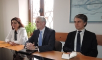 Armenia Round Table Hosted the UNDP Armenian Office Delegation