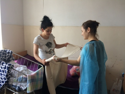 Ashtarak Centre Charity Campaign