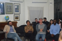 Meeting Between Syrian Youth and Members of the Malmö Association of Foreign Affairs