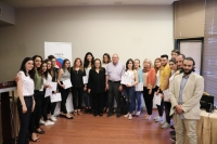 "The Final Event of the ""Better Future for Syrian-Armenian Youth"" Project's One Year"