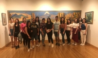 Syrian-Armenian Youth Visited the House-Museum of Painter Martiros Sarian within the Frameworks of a Programme, Supported by Armenia Round Table Foundation