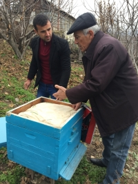 Visit to the Beekeepers in Tavush Region
